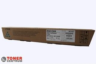 Ricoh Toner Type MP C2800/C3300/C3501/C3001 cyan (841427) 370g