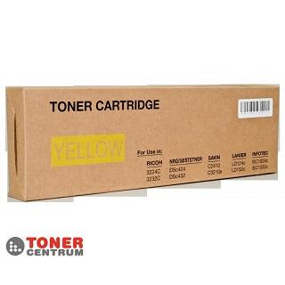 Ricoh Toner Type T2 yellow 1x495g (888484)