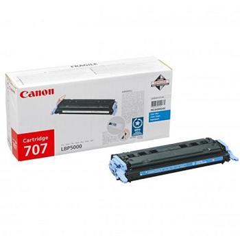 Canon Toner Cartridge CRG-707C cyan (9423A004)