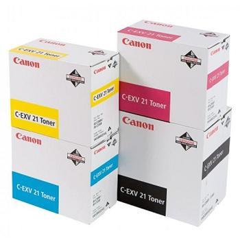 Canon Toner C-EXV21 cyan 1x260g (0453B002)
