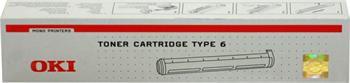 OKI Toner Cartridge 6w/8w/8p Type 6 (00079801)