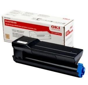 OKI Toner Cartridge B430/B440/MB460 black (43979202)