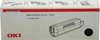 OKI Toner Cartridge C3100 black (42804516)