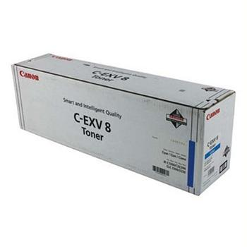 Canon Toner C-EXV8 cyan 1x470g (7628A002)