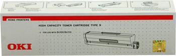OKI Toner Cartridge B4300 Type 9 (01101202) high capacity