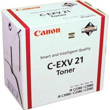 Canon Toner C-EXV21 magenta 1x260g (0454B002AA)