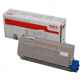 OKI Toner C710/C711 cyan (44318607)