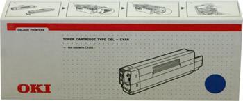 OKI Toner Cartridge C3100 cyan (42804515)