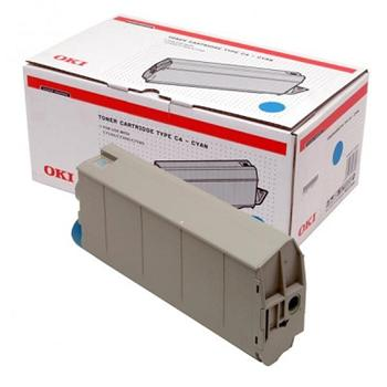 OKI Toner Cartridge C7100/7300 cyan (41963007)
