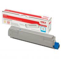 OKI Toner Cartridge C8600/C8800 cyan (43487711)