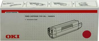 OKI Toner Cartridge C3100 magenta (42804514)