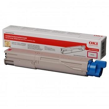 OKI Toner Cartridge C3300/3400 magenta (43459330) na 2.500K