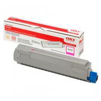 OKI Toner Cartridge C8600/C8800 magenta (43487710)