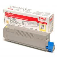 OKI Toner Cartridge C5600/5700 Yellow (43381905) 2.000 stran