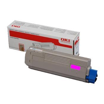 OKI Toner Cartridge C3200/C3200n magenta (42804538) high capacity