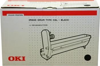 OKI Drum C3100 black (42126644)