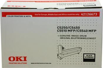 OKI Drum C5250/5500MFP C6 black (42126673)