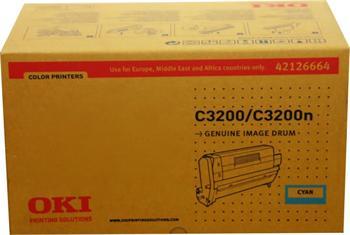 OKI Drum C3200 cyan (42126664)