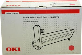 OKI Drum C3100 magenta (42126642)