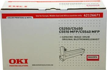 OKI Drum C5250/5500MFP C6 magenta (42126671)