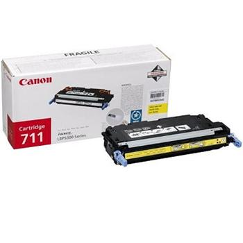 Canon Toner Cartridge CRG-711Y yellow (1657B002)
