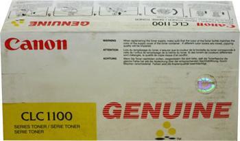 Canon Toner CLC1100 yellow 1x345g (1441A002)