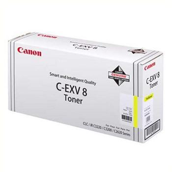 Canon Toner C-EXV8 yellow 1x470g (7626A002)