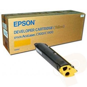 Epson Toner Cartridge S050097 yellow