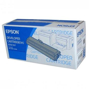 Epson Toner Cartridge S050167 black EPL6200 na 3000 kopii