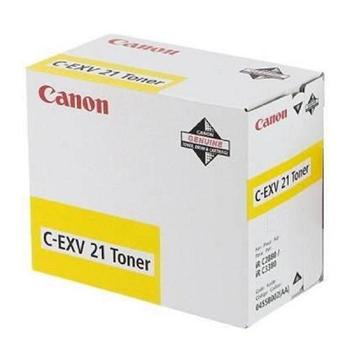 Canon Toner C-EXV21 yellow 1x260g (0455B002)
