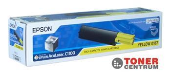 Epson Toner Cartridge S050187 yellow