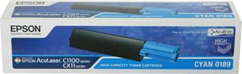 Epson Toner Cartridge S050189 cyan