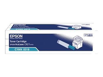 Epson Toner Cartridge S050318 cyan