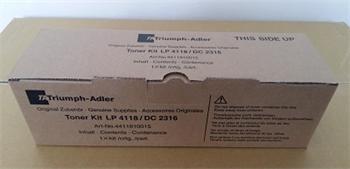 Triumph Adler Toner LP4118/ DC2316 (4411810015)