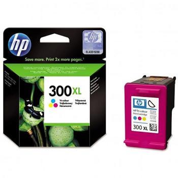 HP CC644EE Ink Cartridge No.300XL tri-colour 11ml