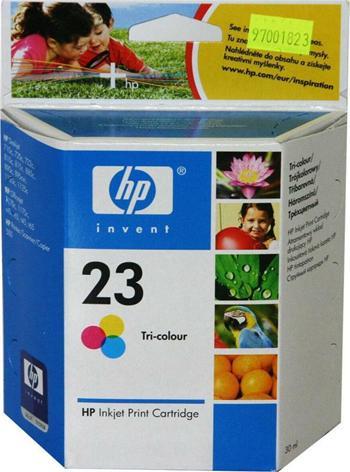 HP C1823D No.23 tri-colour 30ml