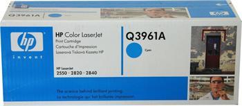 HP Toner Cartridge Q3961A cyan