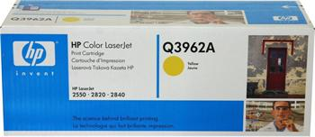 HP Toner Cartridge Q3962A yellow