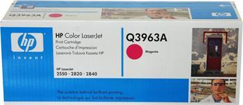 HP Toner Cartridge Q3963A magenta