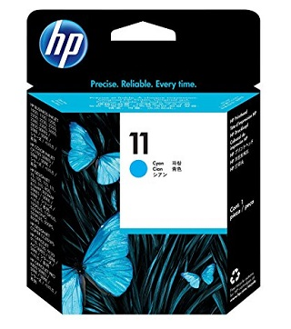 HP C4811A No.11 Printhead cyan