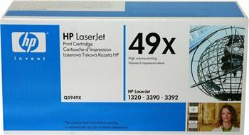 HP Toner Cartridge Q5949X black (nepasuje do LJ1160)