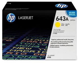 HP Toner Cartridge Q5952A yellow