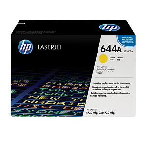 HP Toner Cartridge Q6462A yellow