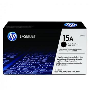 HP Toner Cartridge C7115A black