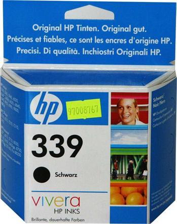 HP C8767EE No.339 black 21ml