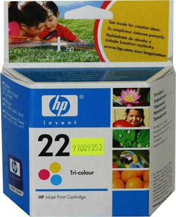 HP C9352AE No.22 color 5ml