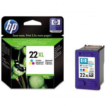 HP C9352CE No.22 XL color 11ml