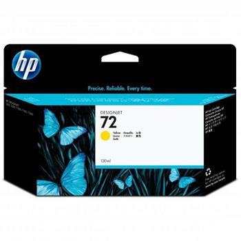 HP C9373A No.72 Yellow ink 130ml