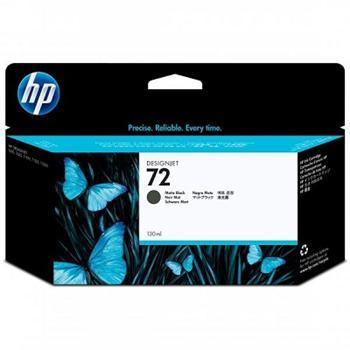 HP C9403A No.72 Matte Black Ink 130 ml