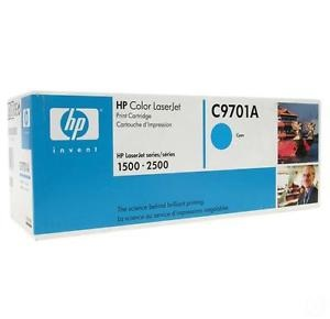 HP Toner Cartridge C9701A cyan